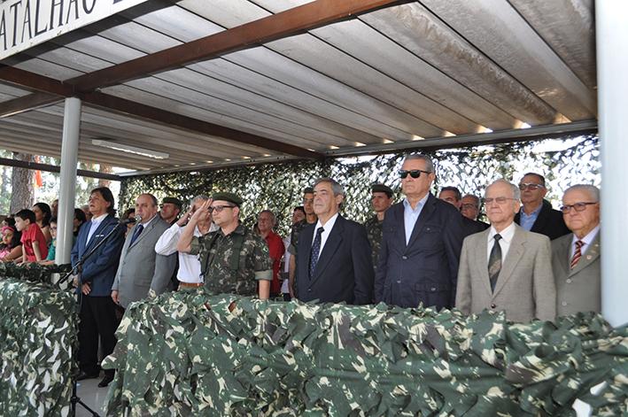 """2º Batalhão Logístico Leve """"Batalhão Cidade de Campinas""""  Aniversário e 15º Encontro de Antigos Integrantes"""