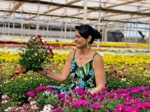 Digital Influencer ensina em livro como cultivar plantas