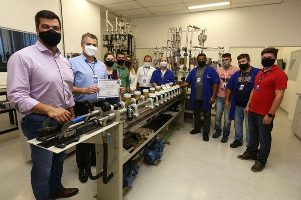 Laboratório da Sanasa é o primeiro entre as empresas municipais do setor no País a ser acreditado pelo Inmetro