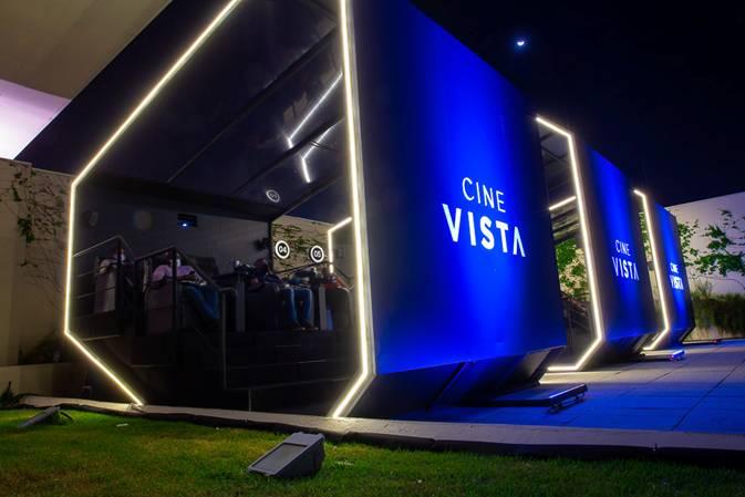 Cine Vista Iguatemi Campinas segue até domingo, 19, com a exibição de grandes filmes em cabines especiais