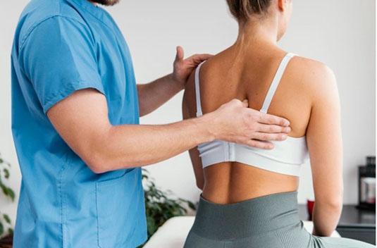 Atendimento gratuito de Osteopatia