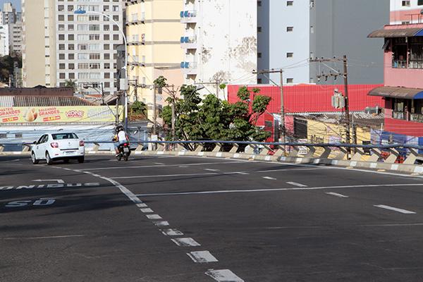 Começa reforma do Viaduto Cury