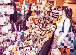Estação Cultura recebe Mercado Místico