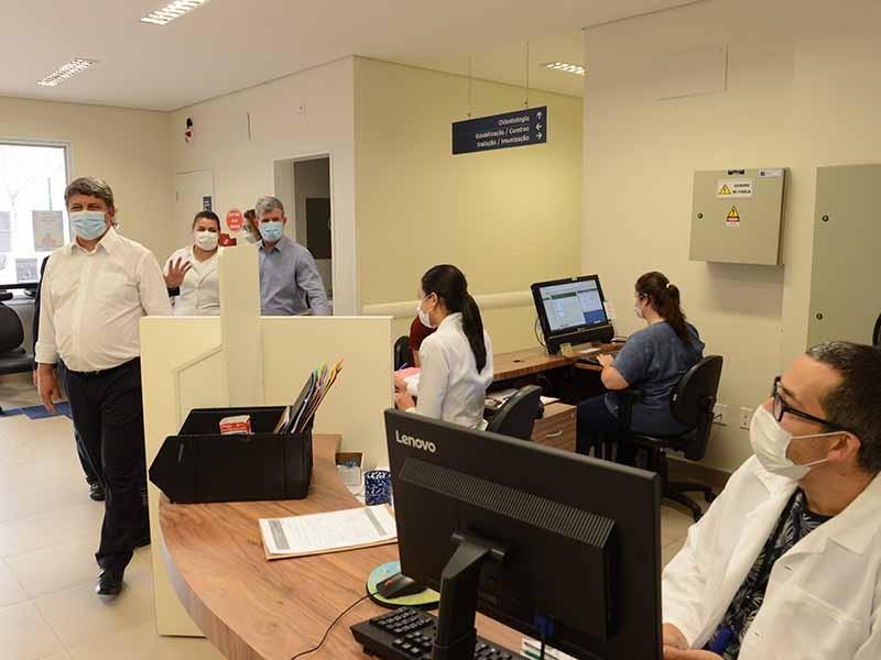 Saúde vacina 22.708 pessoas contra a Covid-19